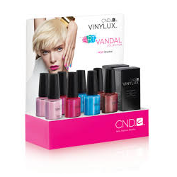"CND Vinylux ""ART VANDAL"" Collection 2016 10pc"