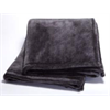 "Additional images for Blanket Plushera 100% Poly Gray 60""x70"""