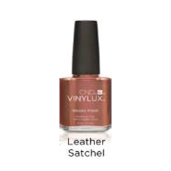 CND Vinylux LEATHER SATCHEL .5oz **  Craft Culture Fall 2016