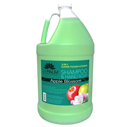 LaPalm Vitamin Shampoo & Hand Soap GREEN APPLE 1 Gal